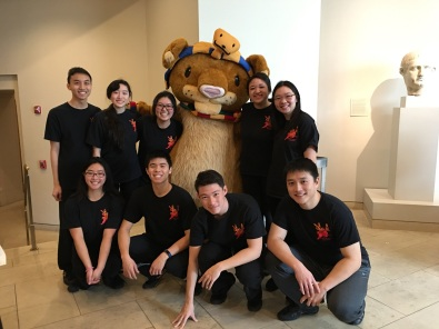 Walters Art Museum Lunar New Year Celebration 2017