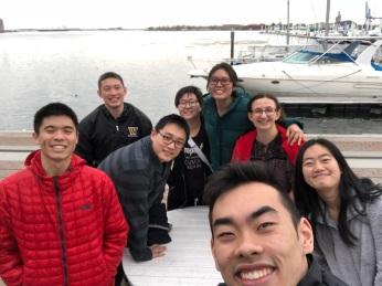 Brunch at BoatHouse Canton for Restaurant Week 2018
